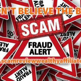 Is Wealthy Affiliate A Scam?