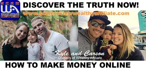 WealthyAffiliate | Kyle and Carson | How To Make Money Online
