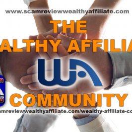 The Wealthy Affiliate Community