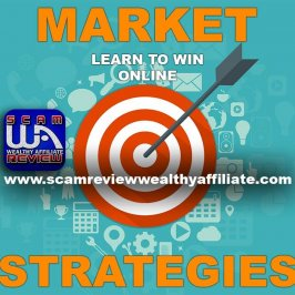 Learn In Market Strategies!
