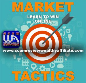 www Wealthy Affiliate com | Learn In Market Tactics