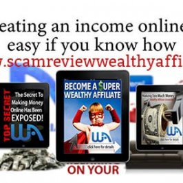 The Financial Freedom With Wealthy Affiliate
