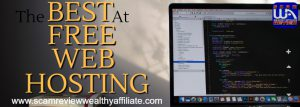 WealthyAffiliate com | Best At Free Web Hosting