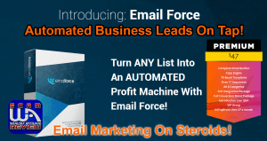 Email Force is the Best Email Marketing Software
