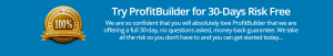 Profit Builder Guarantee